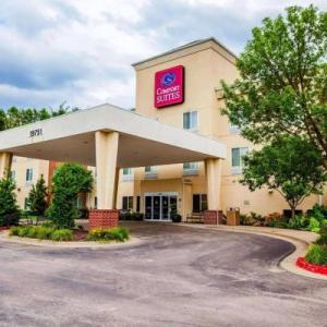Hotels near Silverstein Eye Centers Arena - Comfort Suites Independence - Kansas City