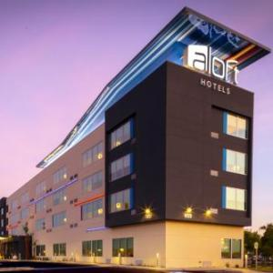Hotels near State Farm Stadium - Aloft Glendale at Westgate