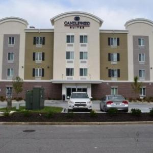 The Inspiration Centre Nashville Hotels - Candlewood Suites - Nashville Metro Center