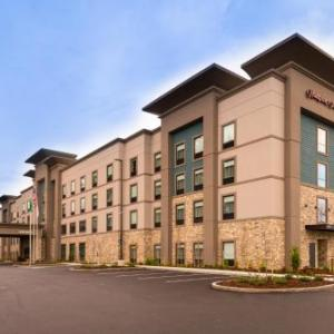 Hampton Inn And Suites Olympia/Lacey Wa