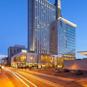 Hotels Near Pepsi Center Hyatt Regency Denver At Colorado Convention