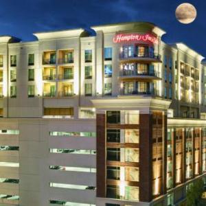Hampton Inn & Suites -Roanoke-Downtown VA