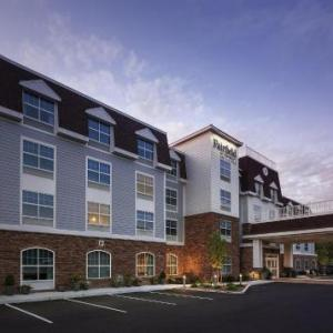 Fairfield Inn & Suites by Marriott South Kingstown Newport Area