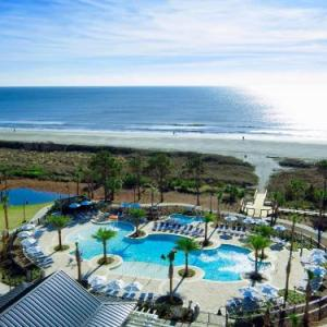 Alligator Grille Seafood Restaurant and Sushi Bar Hotels - Ocean Oak Resort by Hilton Grand Vacations