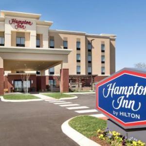 Hotels near The Farm Summertown - Hampton Inn by Hilton Spring Hill TN