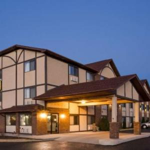 Super 8 By Wyndham Woodstock