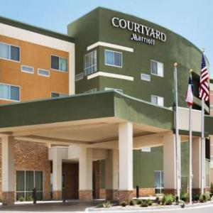 Courtyard By Marriott El Paso East/i-10