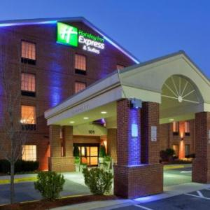FedEx Field Hotels - Holiday Inn Express I-95 Capitol Beltway -Largo
