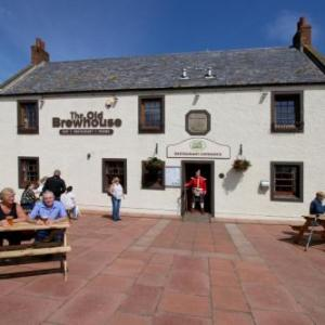 Hotels near Forfar Athletic Football Club - The Old Brewhouse