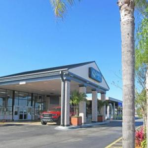 Hotels near Seminole Hard Rock Event Center - Clarion Inn and Conference Center Tampa-Brandon