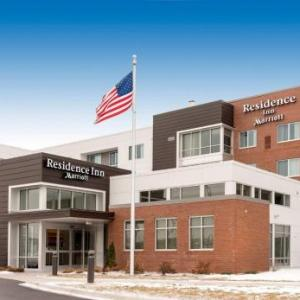 Hotels near National Railroad Museum - Residence Inn Green Bay Downtown