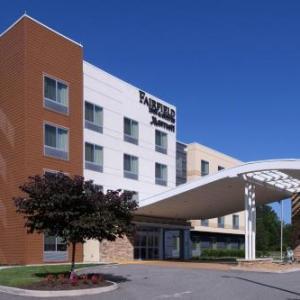 Hotels near The Meadow Event Park - Fairfield Inn & Suites by Marriott Richmond Ashland