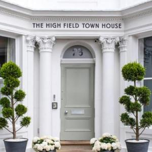 Cannon Hill Park Birmingham Hotels - The High Field Town House