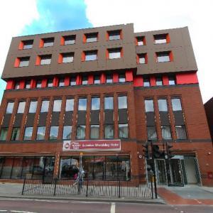 Troubadour Wembley Park Theatre Hotels - Best Western Plus London Wembley Hotel