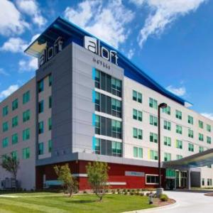 Hotels near Charles Koch Arena - Aloft Wichita Northeast