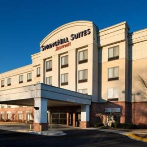 Rod N Reel Chesapeake Beach Hotels - Springhill Suites By Marriott Annapolis