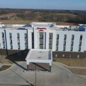 West Plains Civic Center Hotels - Hampton Inn West Plains