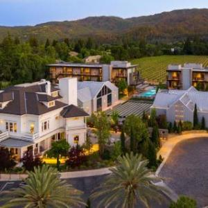 Hotels near Merryvale Vineyards - Las Alcobas Napa Valley- A Luxury Collection