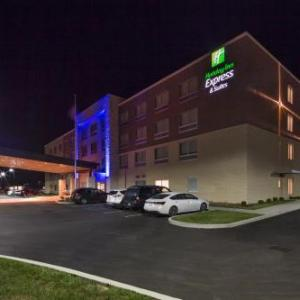 Holiday Inn Express & Suites -Indianapolis NW -Whitestown