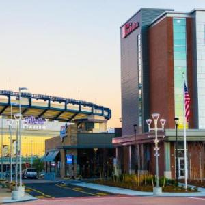 Foxboro Stadium Hotels - Hilton Garden Inn Foxborough Patriot Place
