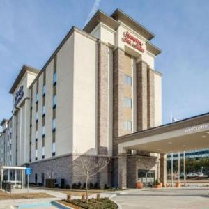 Hampton Inn & Suites Dallas-Central Expy/North Park Area