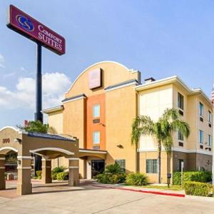 Comfort Suites At Plaza Mall