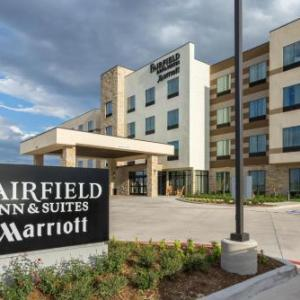Fairfield Inn & Suites By Marriott Lubbock Southwest