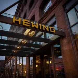 Minnesota Opera Center Hotels - Hewing Hotel