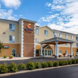 Hotels near Island Resort and Casino - Comfort Suites Escanaba