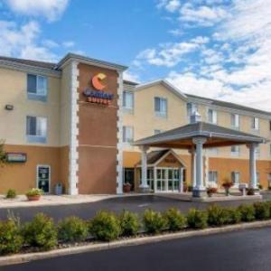 Island Resort and Casino Hotels - Comfort Suites Escanaba