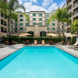 Ambassador Auditorium Hotels - Courtyard By Marriott Los Angeles Pasadena/Old Town