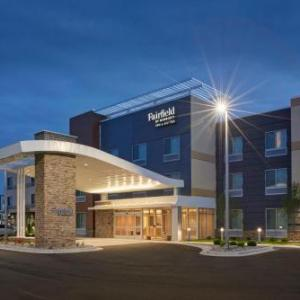 Midland Center for the Arts Hotels - Fairfield Inn & Suites by Marriott Midland