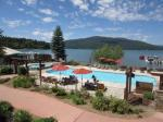 Columbia Falls Montana Hotels - Lodge At Whitefish Lake