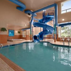 Hotels near Westerner Park - Days Inn By Wyndham Red Deer