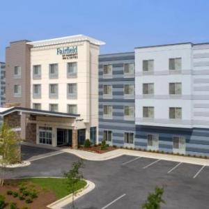 Fairfield Inn & Suites by Marriott Knoxville Lenoir City/I-75