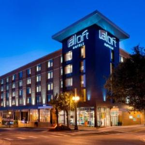 Hotels near Music Farm Columbia - Aloft Columbia Downtown