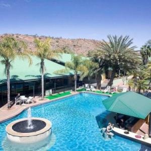 Alice Springs Convention Centre Hotels - Mercure Alice Springs Resort