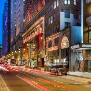 Walnut Street Theatre Hotels - Cambria Hotel Philadelphia Downtown Center City