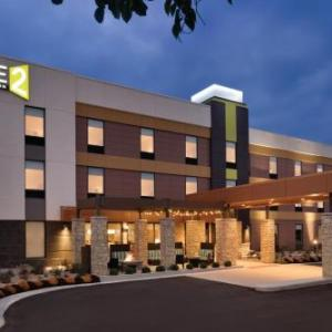The Forge Joliet Hotels - Home2 Suites By Hilton Joliet Plainfield
