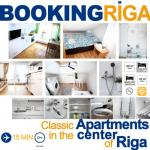 Cesis Latvia Hotels - Bookingriga Apartments