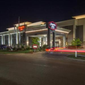 Hotels near The Rose Music Center at The Heights - Hampton Inn Dayton/Huber Heights