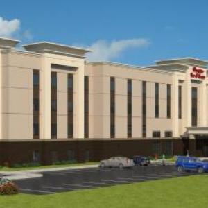Hampton Inn And Suites At Wisconsin Dells Lake Delton Wi
