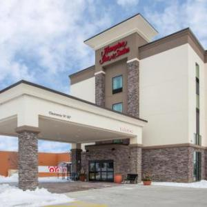 Hotels near Denny Sanford Premier Center - Hampton Inn & Suites By Hilton Southwest Sioux Falls