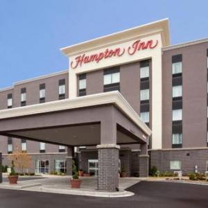 Hampton Inn Superior Duluth Wi