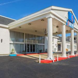 Motel 6-Vicksburg MS