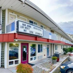 Americas Best Value Inn Shoreline Seattle North