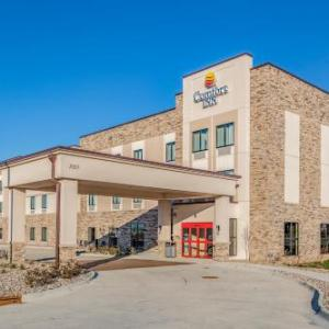 Prairie Meadows Hotels - Comfort Inn