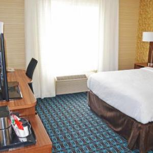 Stampede Aurora Hotels - Fairfield Inn & Suites Denver Aurora/Medical Center