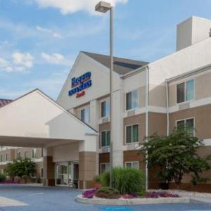Fairfield Inn & Suites By Marriott Harrisburg Hershey