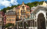 Karlovy Vary Czech Republic Hotels - Hotel Romance